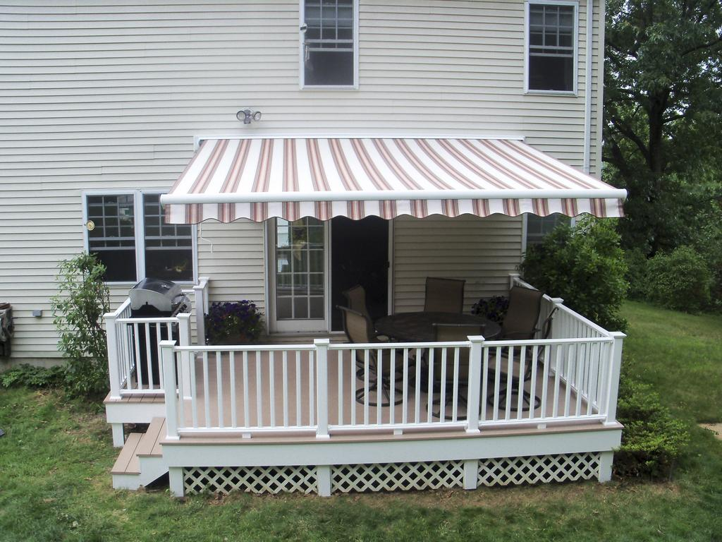 Retractable Awnings Gallery L F Pease Company