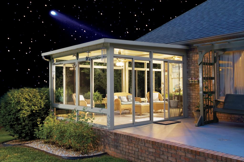 Better Living Sunrooms