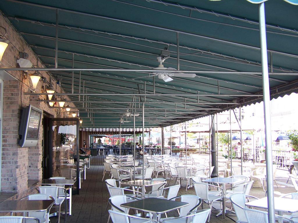 Shade Sail Pergola Canopies